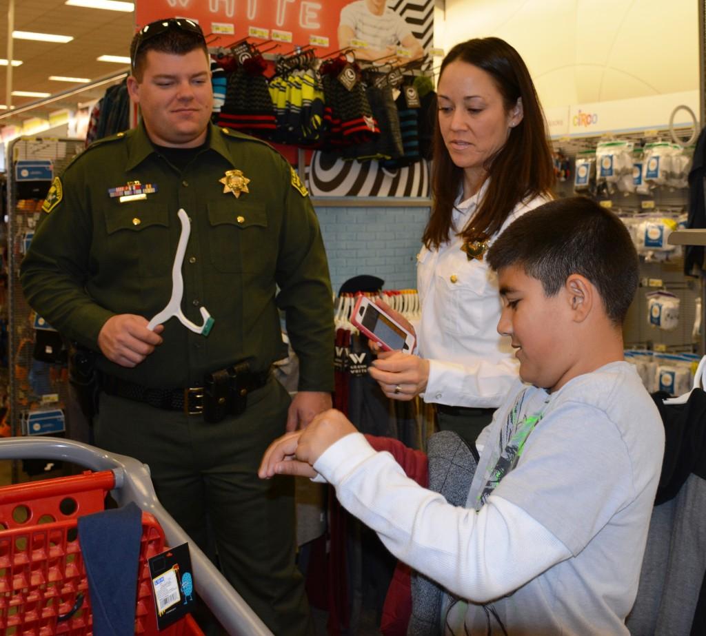 Deputy Carlton and CSO Rivera